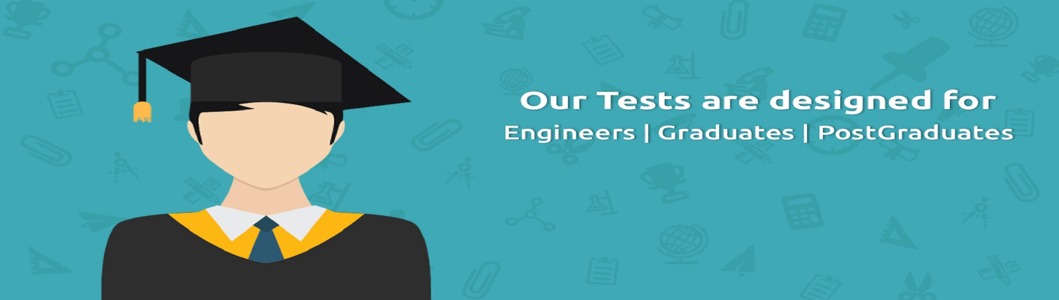 Our test is designed for
